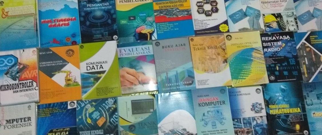 Buku Ajar Pendidikan Teknik Elektronika