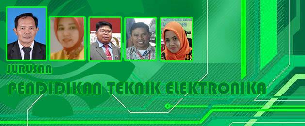 Jurusan Pendidikan Teknik Elektronika